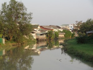 20.01.2013: Leben am Fluss