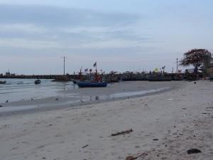 27.01.2013: Fischerhafen Hua Hin