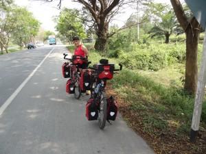01.02.2013: Auf dem Weg nach Prachuap Khiri Khan
