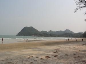 03.02.2013: Der Strand von Ao Manao