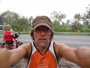 05.02.2013: schon 68 km gefahren...