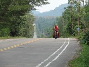 15.02.2013: 78km, viel Berglandschaft