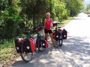 Räder und Karin