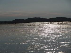 Bootsfahrt auf dem See