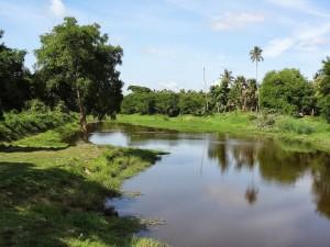 Landschaft um Ban Krut